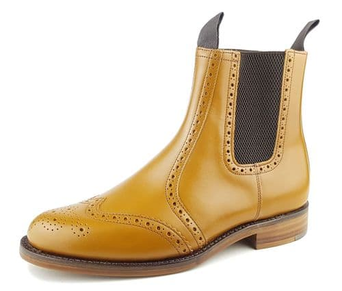 Charles Horrel - CH2012 Tan Welted Boots